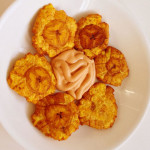 Homemade Tostones