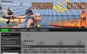 yukahu kayaks biobay